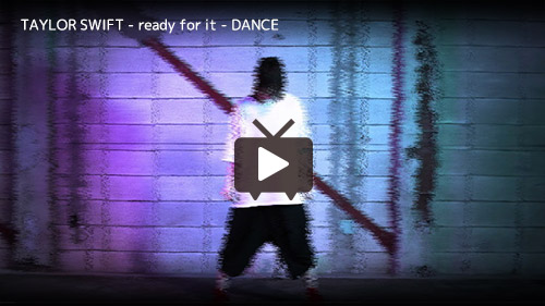 TAYLOR SWIFT - ready for it - DANCE